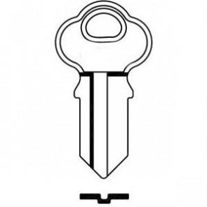 CHICAGO-CCL (CG1-NP,1041G) Key Blank