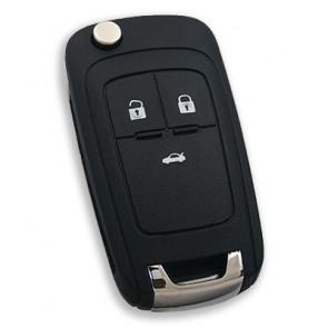 GM 3-Button Flip Remote Head Key (FCC ID: MYT3X6898B) 315MHz -by Kee-Co