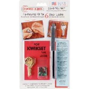 Kwikset Change-A-Lock Kit