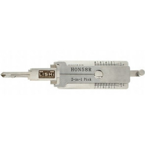 Honda (HD103, HON58R) Lishi 3-in-1 (CLASSIC LISHI)