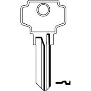 Key Blank DE6