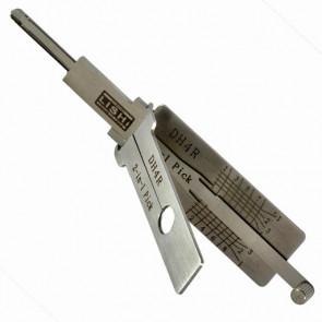 Lishi Tool 2-in-1 Tool