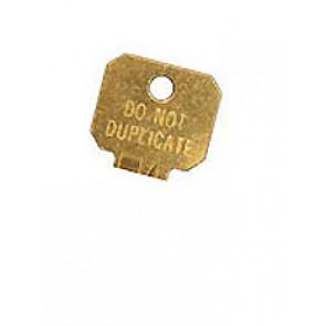 dexter do not duplicate key