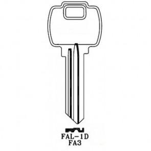 Falcon Keyblank (50) NP
