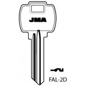 FAL-2D key blank