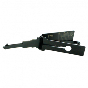 GM (B89, B91, B102) Lishi 2-in-1 Pick/Decoder (New T3 Tool)