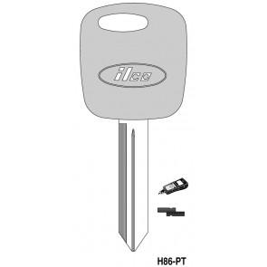 Ford (H86PT, H74PT, TP02FO-15D.P) Transponder Key ILCO
