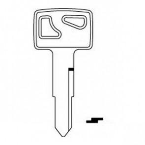 HOND-19 - Honda Keyblank