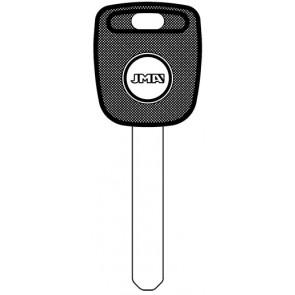 Honda / Acura (HO03PT, 5907553) 46 Transponder Key JMA