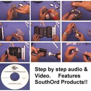 Pro Lockpicking Course 101A (DVD)