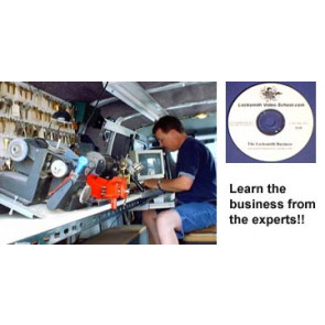 Learn the Locksmith Business (DVD)