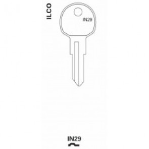Ilco Keyblank (50) NP, IN29