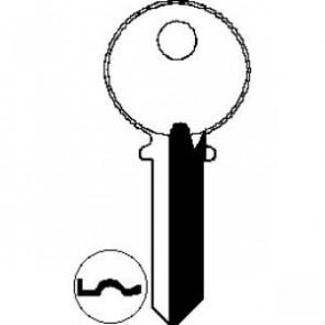 Keil Keyblank