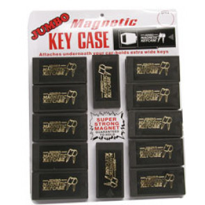 Jumbo Magentic Key Case - (12p/c Multi-Card)
