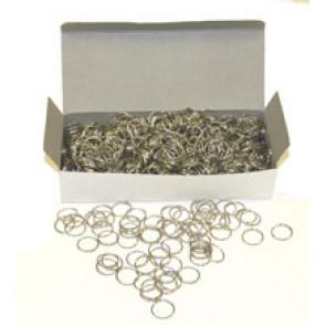 "3/4"" Give Away Key Rings - Quantity: 1000/Bulk"
