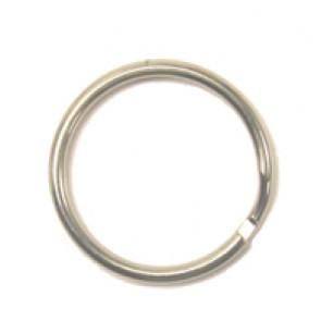 """3/4"""" Split Key Rings - Quantity: 100 /Bulk"""
