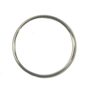 """1"""" Split Key Rings - Quantity: 100/Bulk"""