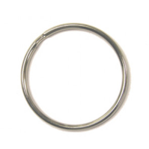 "1-1/4"" Split Key Rings - Quanity: 100/Bulk"