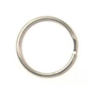 """1-1/2"""" Split Key Rings- Quantity: 100/Bulk"""
