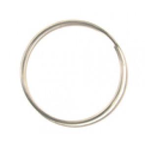 """3"""" Split Key Rings - Quantity: 25/Bulk"""