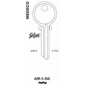 Medeco 5-Pin Key Blank
