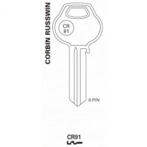 CorbinRusswin Keyblank