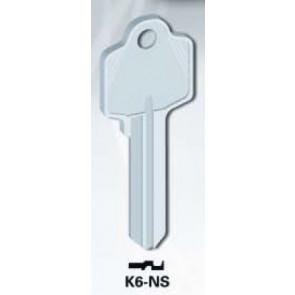Arrow (K6) Nickel Silver Blank