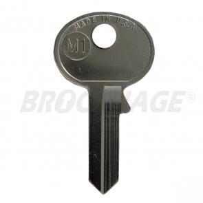 Master Lock (M-1, M1-NP,1092, K1) Key Blank