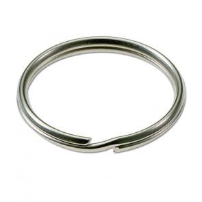 "7/8"" Split Key Ring (100/Box) -by Lucky Line"
