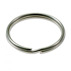 "1"" Split Key Ring (100/Box) -by Lucky Line"
