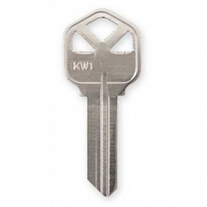 Ilco, JMA, or Esp Kwikset (KW1-NP,1176) Key Blanks