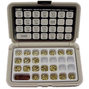 Mini Pin Kit for YALE
