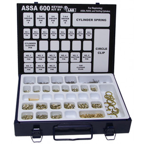 ASSA 600 Keying Pin Kit by LAB
