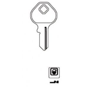 Master Lock (M13-NP,1092DS) Key Blank