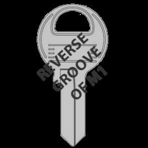 Master Lock Blank (M1R-NP, 1092R-NP)