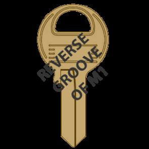 Master Lock Blank (M1R-BR, 1092R-BR)
