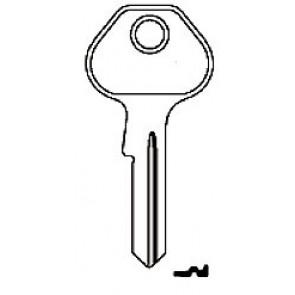 Master Lock (M21-NP,1092-7000) Key Blanks