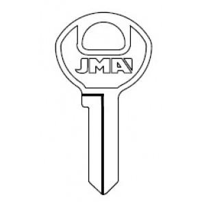 MAS-7D - Master Lock Keyblank (NP)