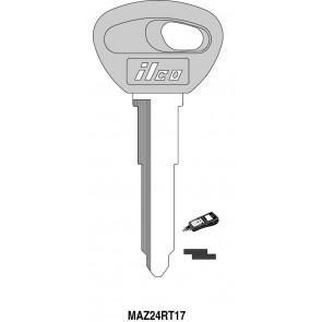 Mazda Transponder Key (TP20MAZ-11D.P2)