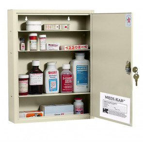 Large medi-Kab Pharmaceutical Cabinet