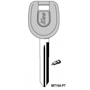Mitsubishi Transponder Key (MIT16APT)