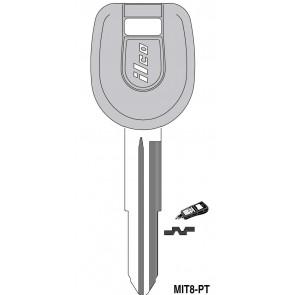 Mitsubishi Transponder Key (MIT8PT) ILCO