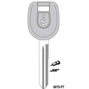 Mitsubishi Transponder Key (MIT9PT)