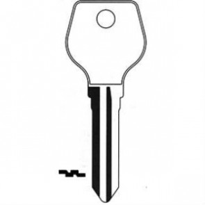 Mazda Key Blank (MZ9-NP, MAZ-2D, X26)