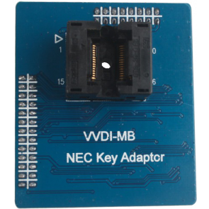 UPDATED! VVDI MB NEC Adapter -by XHorse