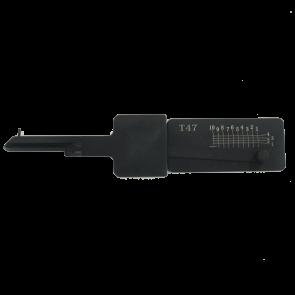 Nissan (NSN14, DA34, SUB1, DAT-16) Lishi Reader 10-Cut (New T3 Tool)