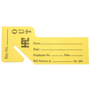 Out Tags for KeKabs (100 per box)