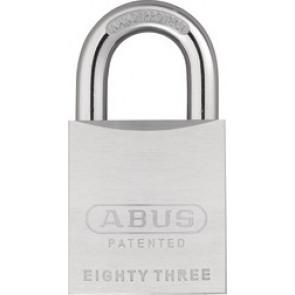 ABUS Rekeyable Chrome-Plated Brass Padlock 83/50-300 S2