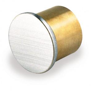 GMS Rim Dummy Cylinder (R118D26D) Chrome