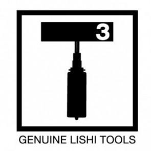 GM (GM45) Lishi 3-in-1 (New T3 Tool)